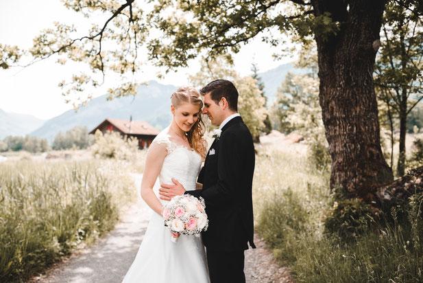 Hochzeit in Lauerz