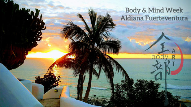 Body & Mind Robert Rath Aldiana Fuerteventura bodyART Yoga Sessions Lucie Szymczak Rosenheim Personaltraining
