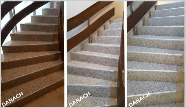 Treppensanierung nachher