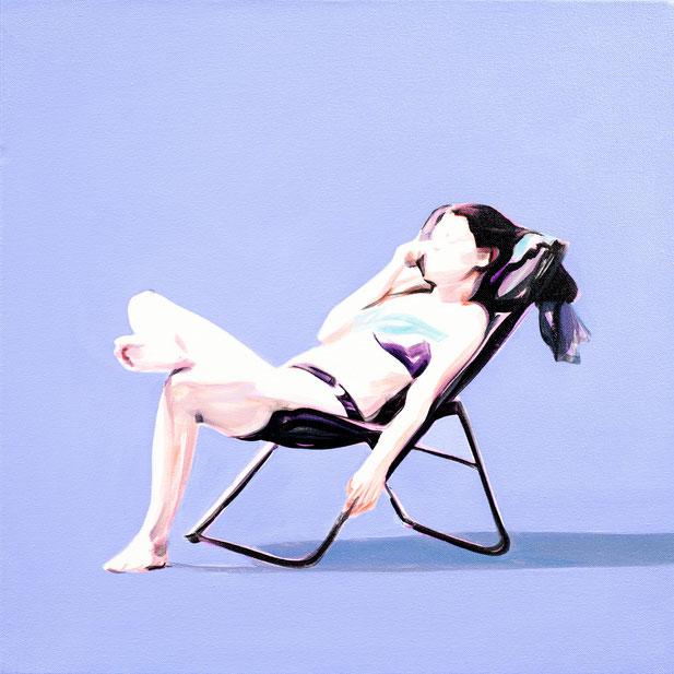 Tom Schulhauser, Malerei, Figuration, Portrait