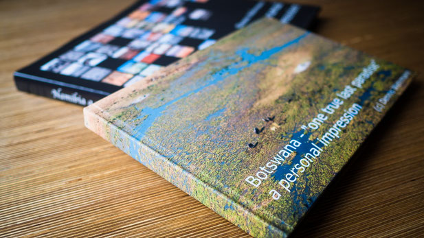Saal Digital und Blurb Fotobuch