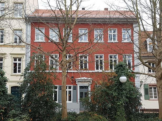 Schmitt Architektur Heidelberg - Umbau und Instandsetzung eines Kulturdenkmals - Denkmalschutz