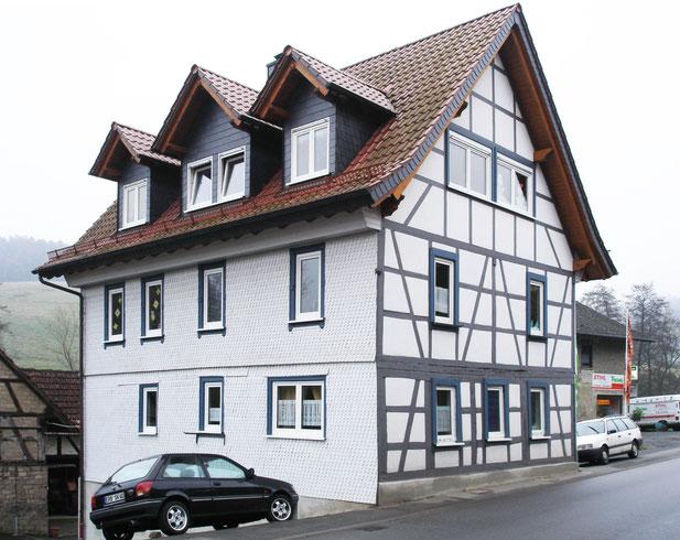 Schmitt Architektur Heidelberg- Umbau und Instandsetzung eines alten denkmalgeschützten Bauernhauses