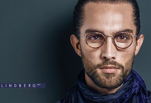 Lindberg rim titanium Vielleicht die beste Brillenerfindung. Lindbergbrillen bei Optiker Zacher  in Erfurt