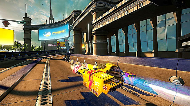 WipEout: Omega Collection für die PS4