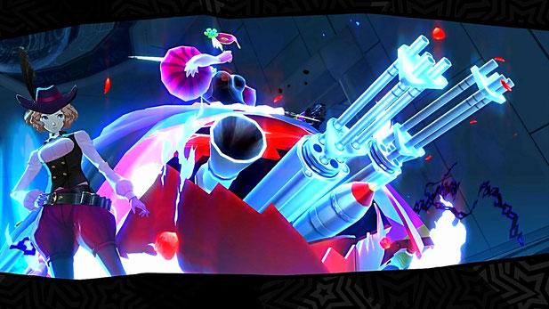Persona 5 für die PS4