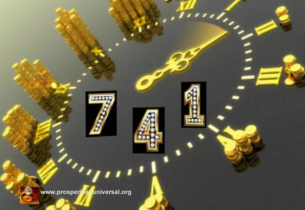 ACTIVACIÓN DE CODIGO SAGRADO 741 - SOLUCIÓN INMEDIATA- DINERO- PROBLEMAS- PROSPERIDAD- EJERCITACIÓN GUIADA CON AUDIO- PROSPERIDAD UNIVERSAL
