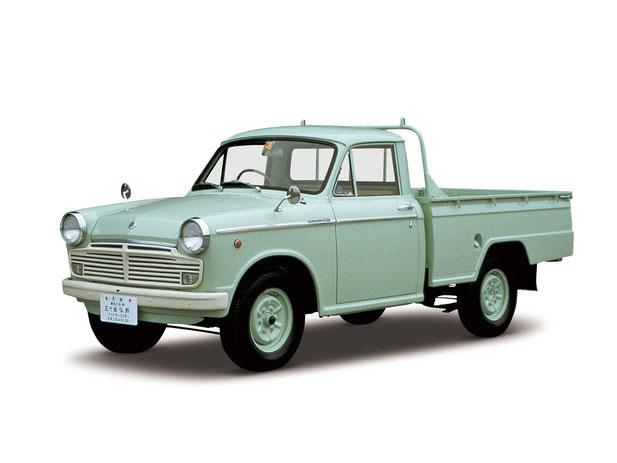 Datsun Truck 1200 Deluxe 1964