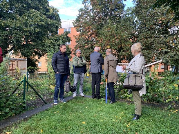 Einer der ersten Nachbarschaftsgärten im Rechtsrheinischen Köln wurde von »Hallo Nachbar« in der Hacketäuer Straße gegründet.