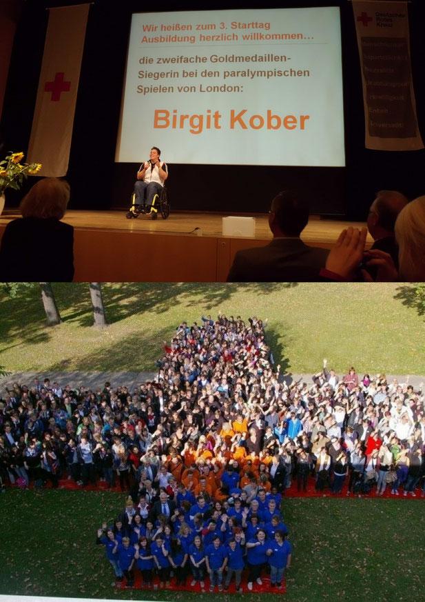 Starttag Ausbildung BRK 2012