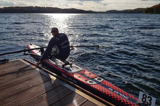 ROWonAIR Regattateilnahme an der Ratzeburg Rowing Challenge 2020