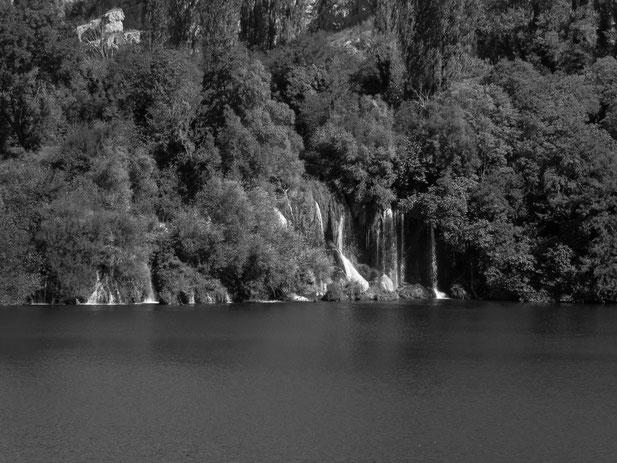 Visovac, Krka, Nationalpark, Croatia, trail, landscape, awesome nature,