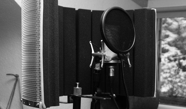 Tonstudio, Bildrechte © Elya