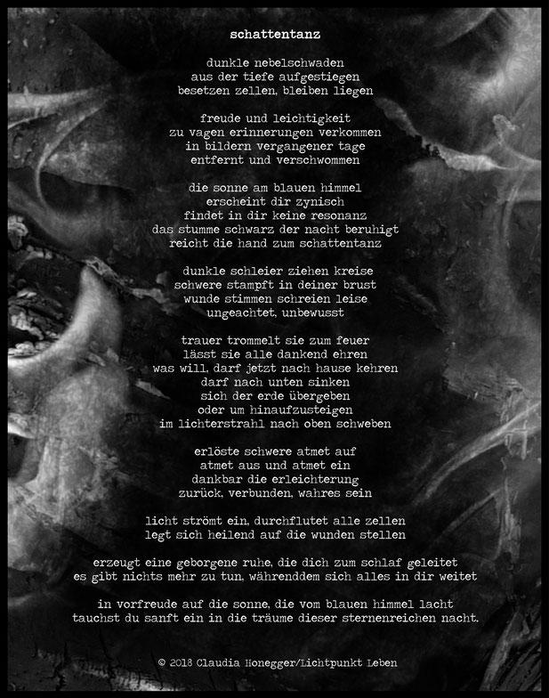 #schattentanz #gedicht #dunkelheit #depression #heilung #familienstellen #ritual #ahnenarbeit #trauer #licht