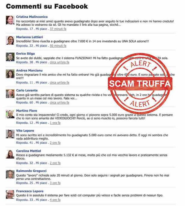 Gaming Stock Profit recensioni FALSE facebook