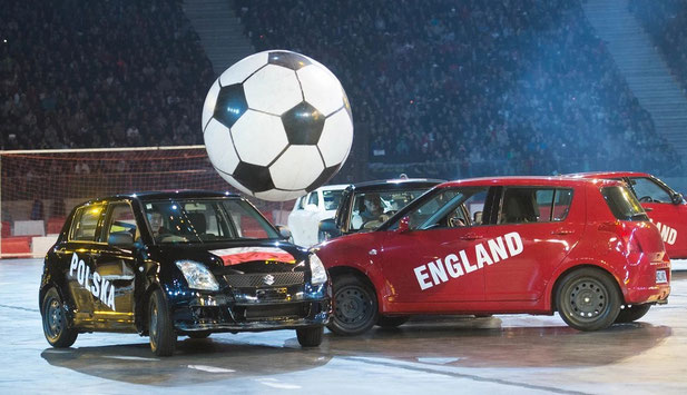 Car football, sport del futuro anti coronavirus