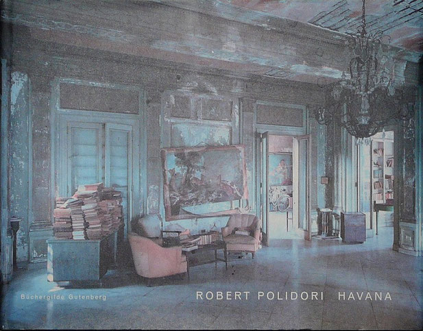 """Buch """"Havana"""" von Robert Polidori"""