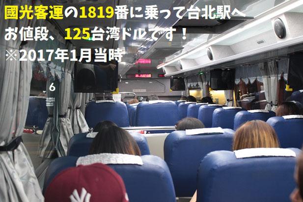台北桃園空港國光客運