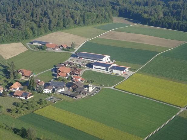 Soltermann Solar GmbH - Foto Anlagebeispiel Industrie