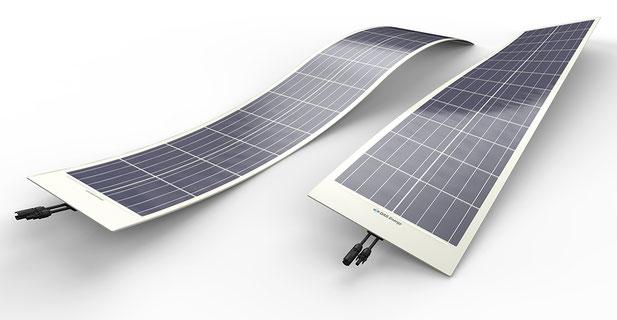 Soltermann Solar GmbH - Dekofoto Flexible und leichte Module
