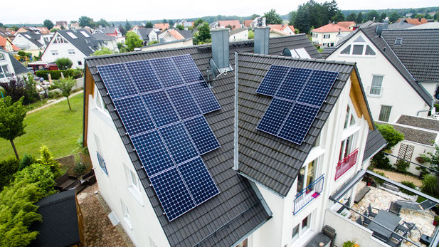 Referenz SunPower Anlage