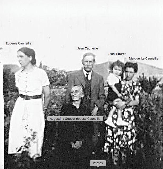 Famille Cauneille