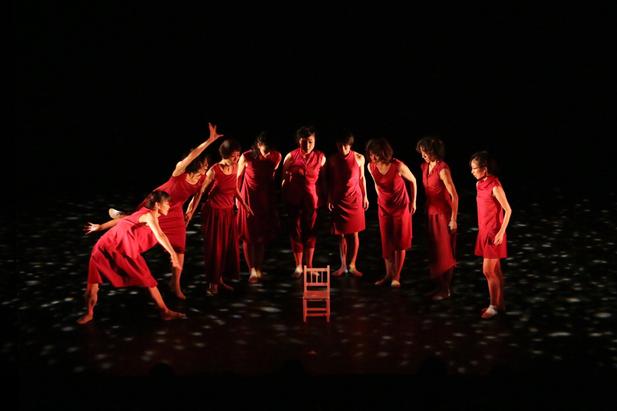 ORIGIRING Project Dance Performance 4thより