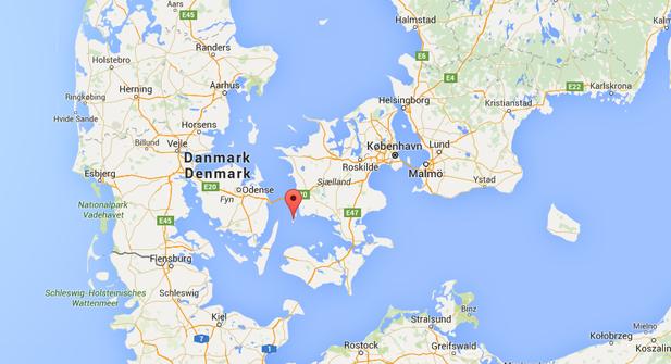 Ile d'Omø Danemark