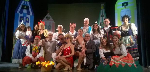 """Il Paese dei Campanelli - """"Invito all'Opera"""" 2015/16 - Teatro Manzoni"""