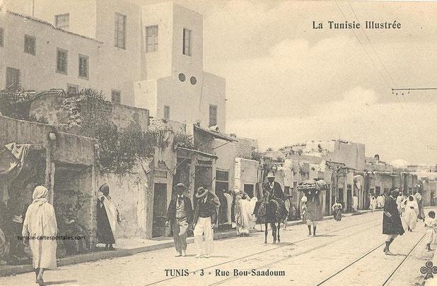rue Bou Saadoun