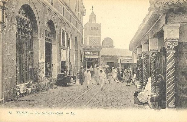 rue Sidi Bou Ziad