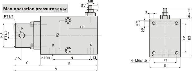 HB Hydraulischer Verstärker