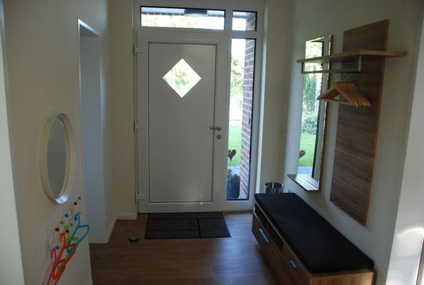 Eingangsbereich mit Flur.
