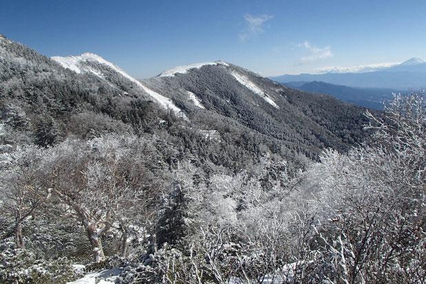 八ヶ岳 雪山登山