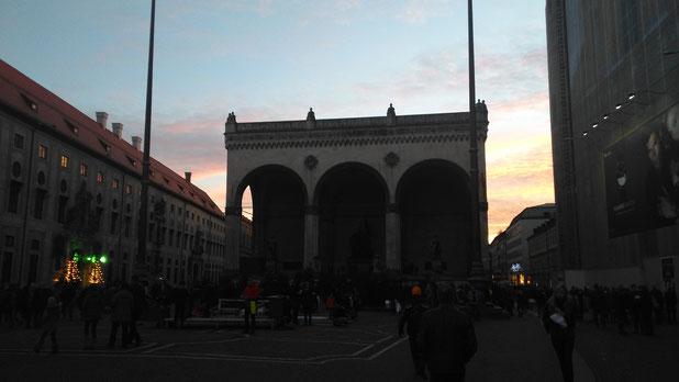 Feldherrnhalle München