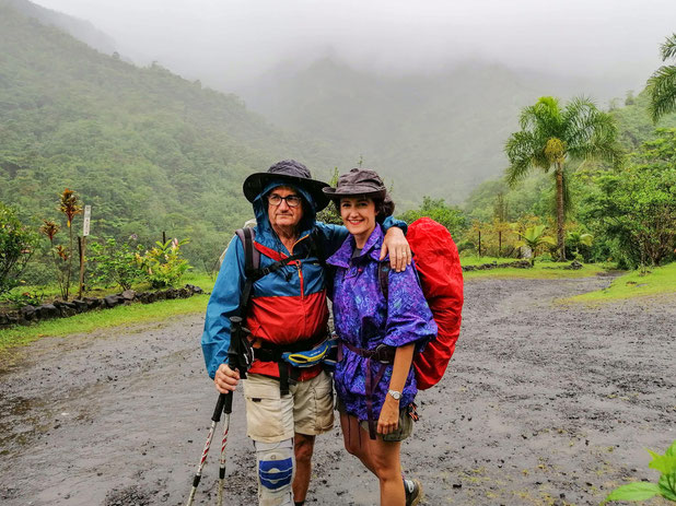 faire la traversee de tahiti vallée de papenoo