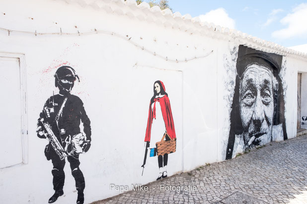 Algarve&Lissabon Streetart