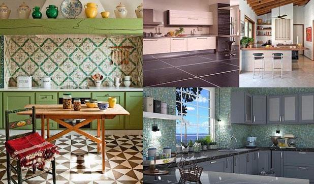 Welke stijl keuken je ook hebt, bij De Tegel Expert vind je altijd een passende keukentegel voor je keukenvloer of wand