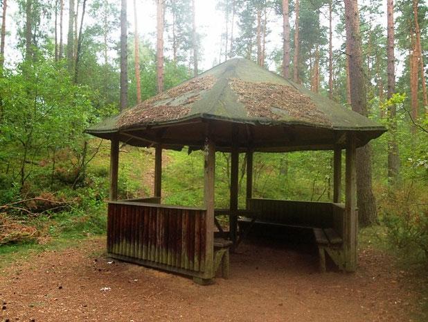 Schutzhütte bei Inzmühren