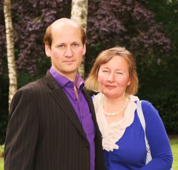 Kai Haas und Barbara Kamphusmann
