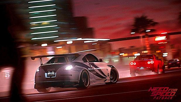 Need for Speed Payback (2017) - Eine Rennfahrt bei Nacht
