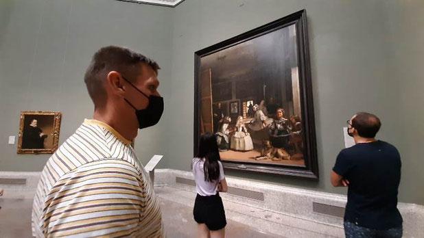 Шедевры Веласкеса в Музее Прадо