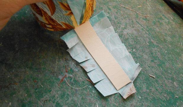 カルトナージュの作り方_紙コップホルダー_09-3