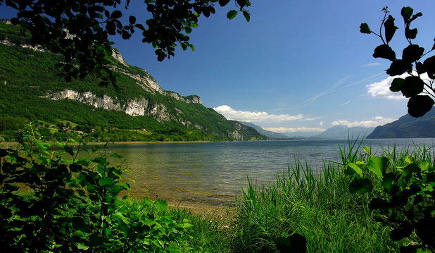 les lacs de savoie