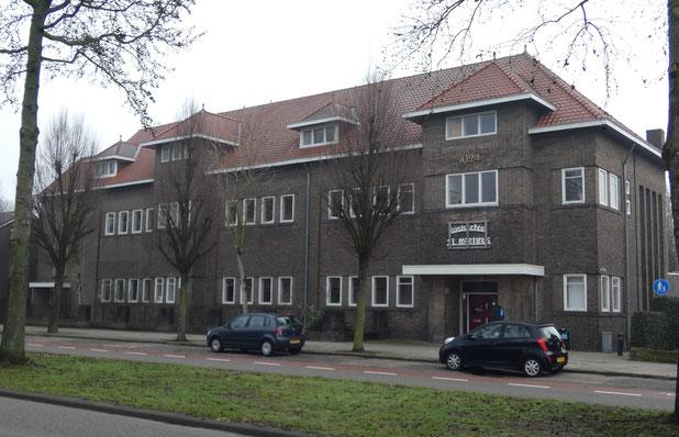 Martinusschool, gemeentelijk monument, Emmasingel Weert