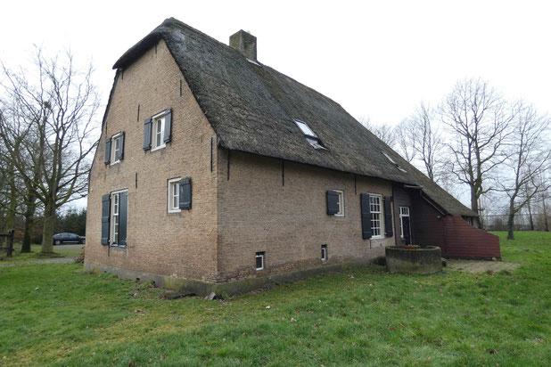 Boerderij Sprundelsebaan 110 Breda, Vlaamse schuur, rijksmonument, restauratie