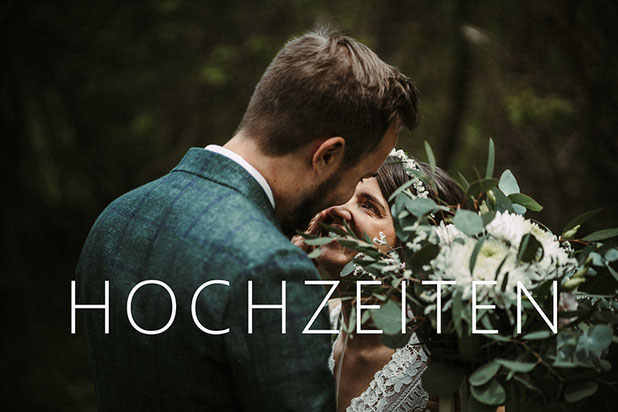 Galerie unserer Hochzeitsfotos