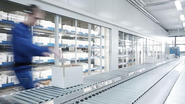 Cold cain pharma logistics