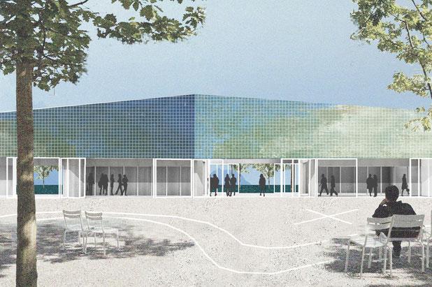 architektur büro wettbewerb bauhaus münchen studioeuropa bureaueuropa
