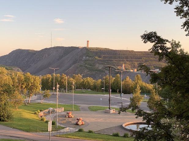Kiruna auf Rädern - Reportage von Ekaterina Venkina